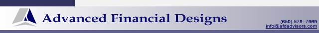 Welcome to the Advanced Financial Designs Homepage
